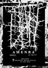 Amenra, envy si Jo Quail canta pe 25 septembrie 2021 in Brasov
