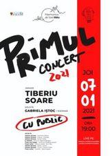 Sibiu: Primul concert din 2021