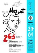 Concert Ziua lui Mozart - 265 de ani de la nastere