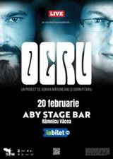 OCRU Live Aby Stage Bar