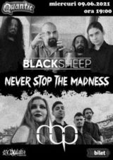 Concert Blacksheep si MBP