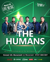 Concert The Humans live in True Club
