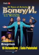 Boney M feat Liz Mitchell - 45th Activity ( opening act Eruption )