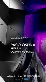 Cluj: Paco Osuna @Veranda Warehouse