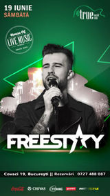 Concert FREESTAY live in True Club