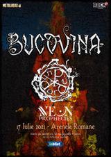 Concert Bucovina si Dor de Duh la Arenele Romane pe 17 iulie