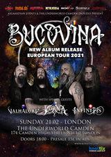 Bucovina Album release show - LONDON