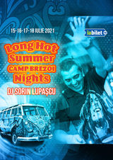 Long Hot Summer Nights cu Sorin Lupascu la Brezoi