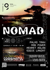 NOMAD, the post-apocalyptic rave