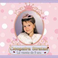 Cleopatra Stratan - La varsta de 5 ani