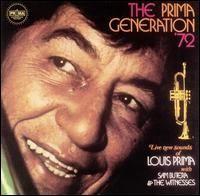 Louis Prima - The Prima Generation 72