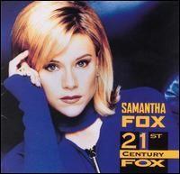 Samantha Fox - 21st Century Fox