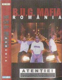 B.U.G. Mafia - 'Romania', maxi-single