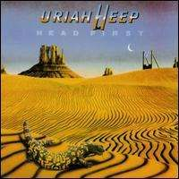 Uriah Heep - Head First [Bonus Track Edition]