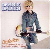 Debbie Davies - Key To Love: A Celebration of the Music of John Mayall