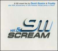 David Guetta - Scream, Vol. 5