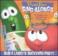 VeggieTales - VeggieTales: Bob and Larry's Backyard Party