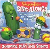 VeggieTales - VeggieTales: Junior's Playtime Songs