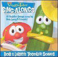 VeggieTales - Bob And Larry's Toddler Songs