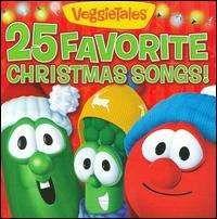VeggieTales - 25 Favorite Christmas Songs