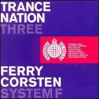 Ferry Corsten - Trance Nation, Vol. 3