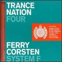 Ferry Corsten - Trance Nation, Vol. 4