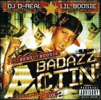 Lil Boosie - Actin' Badazz, Vol. 2
