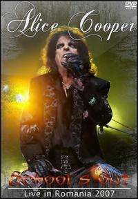 Alice Cooper - School's Out: Live In Romania 2007