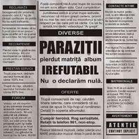 Parazitii - Irefutabil