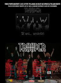 Trooper - Trooper 12 ani - Amintiri