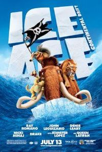 Soundtrack - Ice Age: Continental Drift (2012)