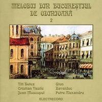 Various - Melodii din Bucurestiul de odinioara 2