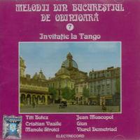 Various - Melodii din Bucurestiul de odinioara 7