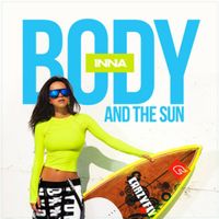 Inna - Body And The Sun (Japan Edition)
