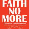 Bilete concert Faith No More, la vanzare