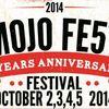 5 ani de Mojo Club, sarbatoriti prin Mojo Fe5t (2 - 5 octombrie): program concerte
