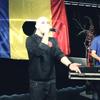 Pentru a marca 25 de ani de la Revolutie, Guess Who a cantat Locul Potrivit la Kiss FM (video)
