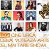 Tu votezi cine merita sa cante pe scena Media Music Awards si sa castige premiul Best Show!