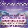 """""""Un pas inainte"""" – concert pentru George Patranoiu"""