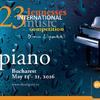 EUROPAfest - Jeunesses International Music Competition Dinu Lipattino. 1 in Romania