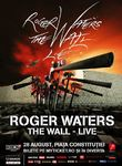 Concert Roger Waters - The Wall in Piata Constitutiei