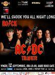 La cererea publicului - Tribut AC/DC cu THE ROCK la Hard Rock Cafe