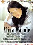 Concert Alina Manole in Hard Rock Cafe