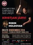 Concert Kristian Jarvi la Sala Radio