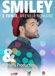 Concert Smiley la Arenele Romane pe 1 iunie