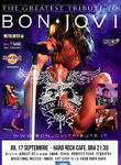 Best Bon Jovi Tribute cu New Jersey pe 17 septembrie la Hard Rock Cafe