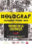 Concert Holograf:'Vedere de la Costinesti' pe 20 martie la Sala Palatului