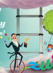 Festivalul Familiei ZURLANDIA: 17-18 iunie, la Domeniul Stirbey