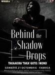 TAKA / MONO aduce proiectul Behind The Shadow Drops in premiera la Bucuresti