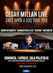 Cesar Millan Live! The Dog Whisperer revine la Bucuresti!